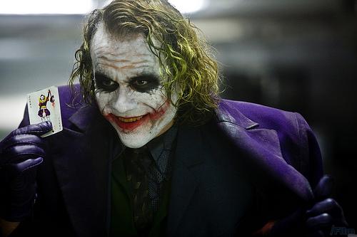 Mejores frases de Joker. Caballero de la Noche