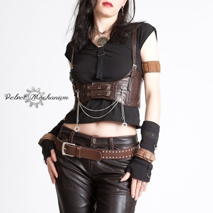leather-turkish-arab-vest