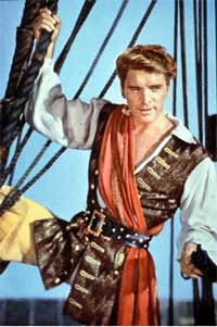 Burt Lancaster as Captain Vallo