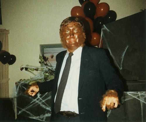 Werewolf Costume 1987 brykmantra