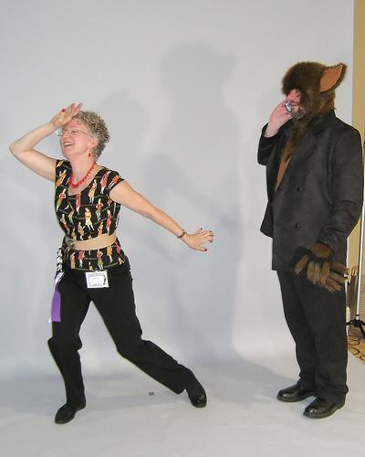 Werewolf Costume Simplicity Flickr III