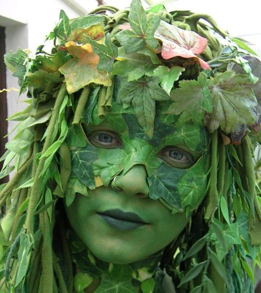 Green Woman (2006 Tribe.net)