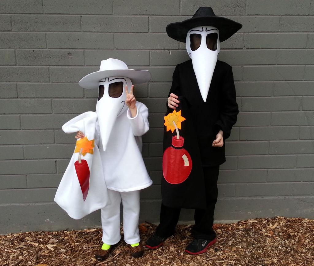 Re: Post-Halloween Costume Roundup 2013 | Clothesmonaut