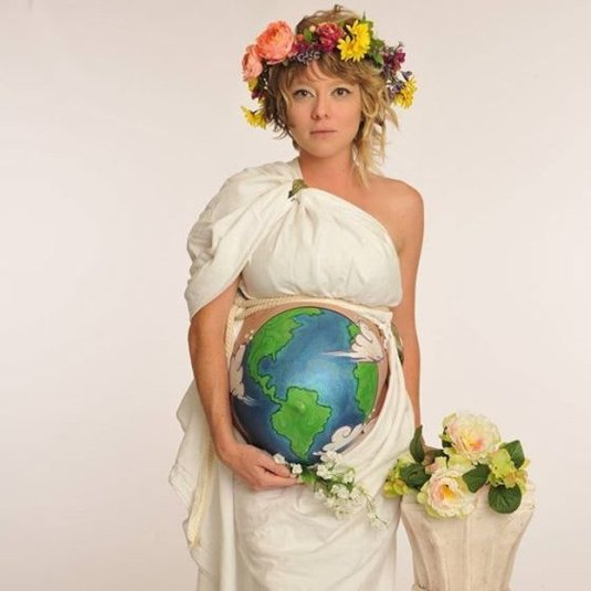 Mother Earth Heather Artrip NPR 2014