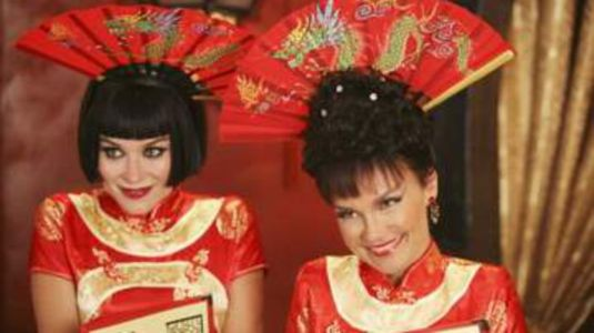 Dim Sum Waitresses