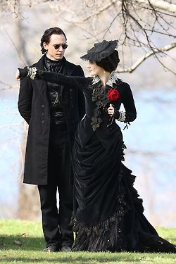 The Sharpes Crimson Peak