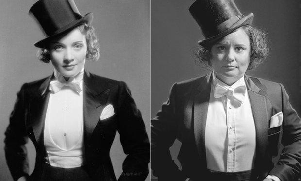 Marlene Dietrich Susan Calman